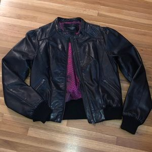 Leather Harley-Davidson Jacket